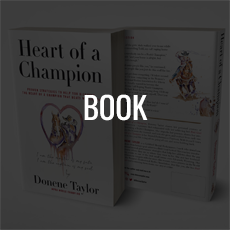 The Heart of a Champion Book