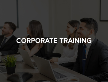CORPORATE TRAINING EVENTS