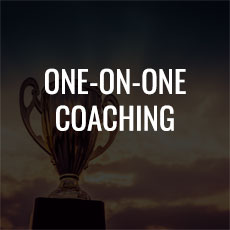 ONE-ONE-ONE COACHING